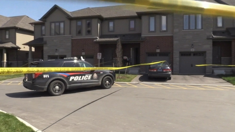 Policing investigating Brantford homicide