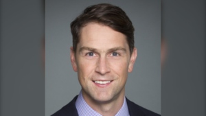 William Amos, a Liberal MP from Quebec, is shown in this file photo. (Government of Canada)
