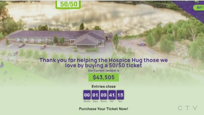 Sudbury hospice joining 50/50 lottery trend