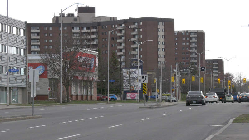 Councillors and residents question why the postal code K2V was included on the list of hot spots across Ontario, while wards like Bay Ward were not. (Jackie Perez/CTV News Ottawa)