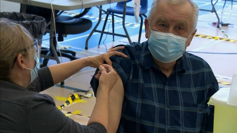 Sask. passes 300K vaccine doses