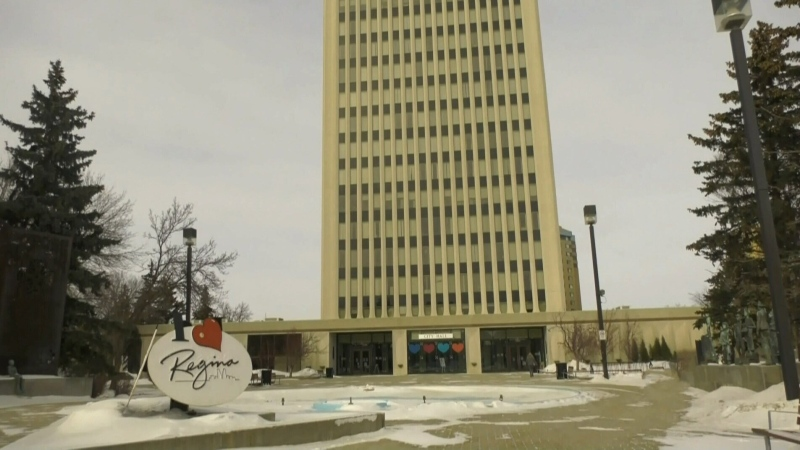 Busy day at Regina city council