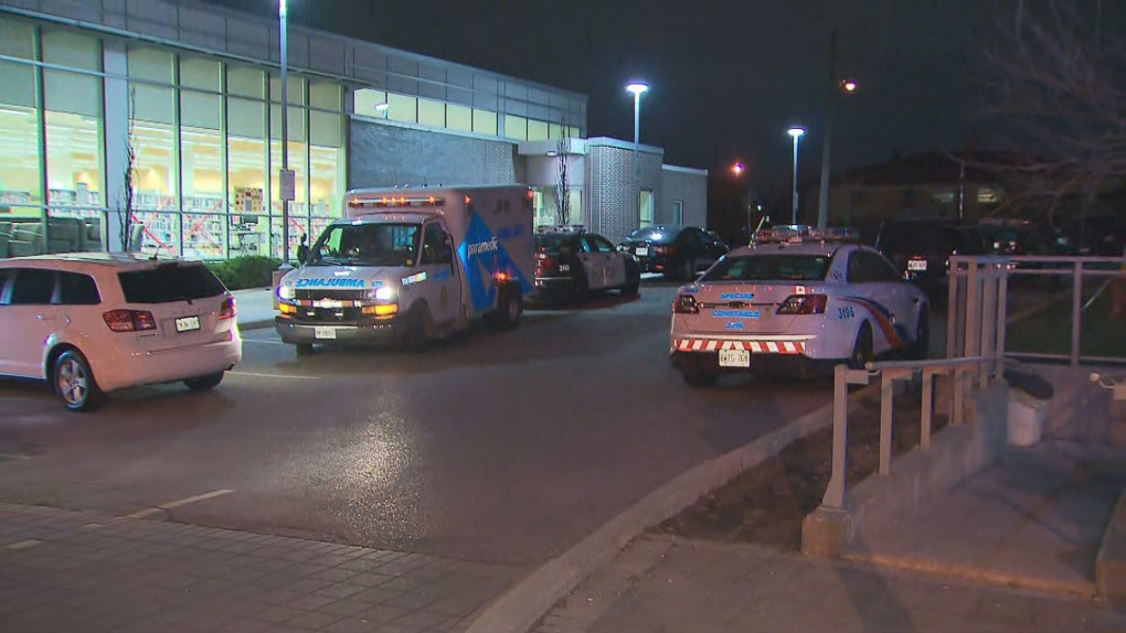 North York shooting