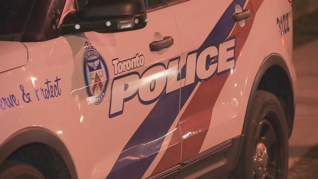 Toronto police cruiser