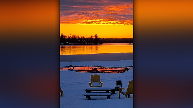 Lac du Bonnet, Mb. Photo by Jeremy Belisle.