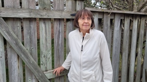 Elaine McCartney is pictured at her home in Guelph, Ont. (Courtesy of Elaine McCartney)