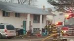 Moncton Fire responds to explosion, fire Thursday