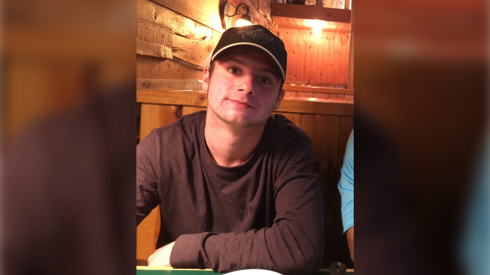Chance Gauthier was murdered at age 16, his family hopes a new social media and billboard campaign will help lead to the arrest of one of the accused. (courtesy Gauthier family)