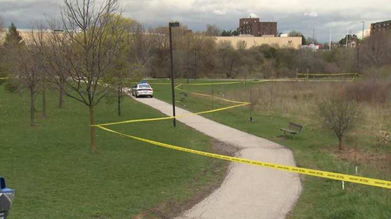 Peel police are investigating after a man was discovered dead in a park in Mississauga on Thursday morning.