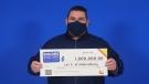Lee Evans, 47, of Amherstburg won $1 million by saying yes to Encore. (courtesy OLG)