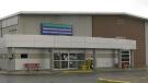 A COVID-19 clinic is located at the Howard Darwin Centennial Arena in Ottawa. (Jeremie Charron/CTV News Ottawa)