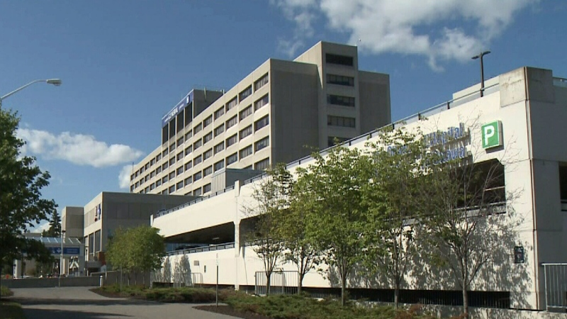 Ottawa hospital plans unprecedented surge