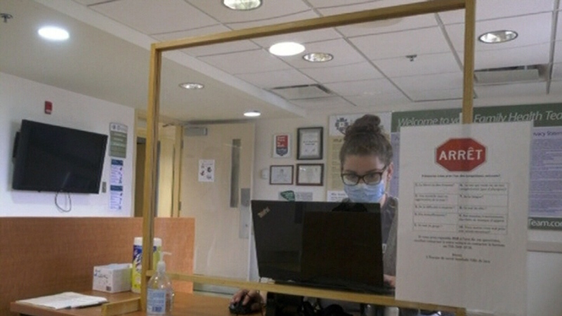Sudbury doctors giving vaccines in their offices