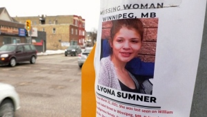 Searching for a missing Winnipeg woman
