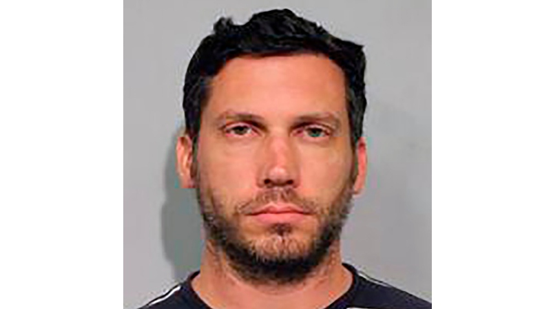 This file photo provided by Hawaii Police Department shows Benjamin Fleming, of Pittsburgh. Fleming pleaded not guilty Thursday, April 15, 2021 to manslaughter in the strangulation of a college buddy he was vacationing with in Hawaii. Fleming is also asking a judge to reduce his $250,000 bail and for permission to return to the U.S. mainland. (Hawaii Police Department via AP, File)