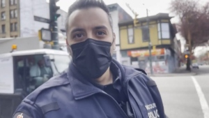 Police watchdog reviewing VPD officer