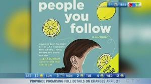 Fred Penner's daughter pens debut novel