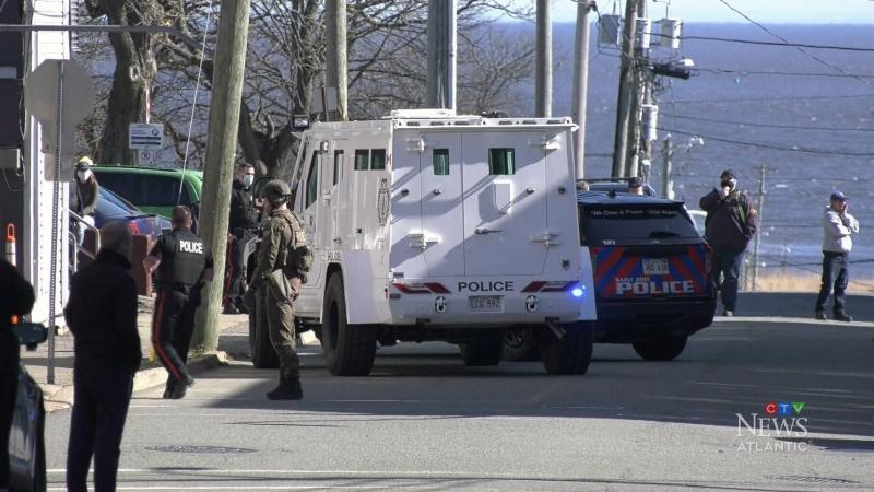 Police presence