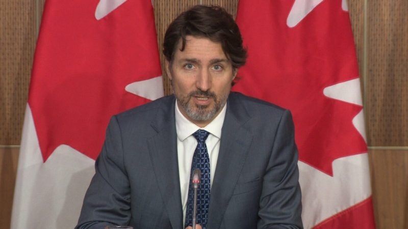 Trudeau: 'I know you are exhausted'