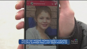 Police say missing person located