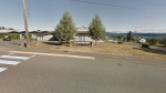 Phoenix Middle School in Campbell River is pictured: (Google Maps)