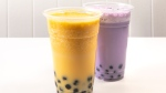 Bubble tea is pictured in an image from shutterstock.com.