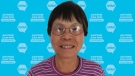 Lottery winner Ying Chun Chen is pictured in a photo provided by BCLC.