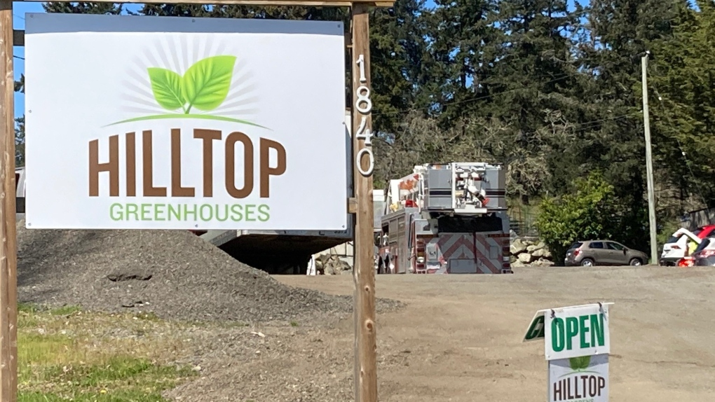 Hilltop Greenhouses