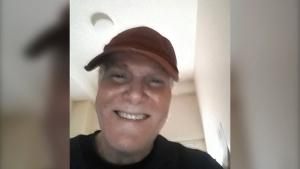 Joseph Salisbury was last seen at Peter Lougheed Centre around 3 a.m. Thursday, April 15, 2021