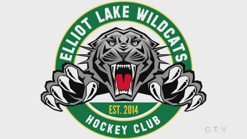 Elliot Lake hockey team unveils new name