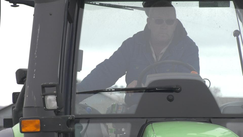 Bradford farmer