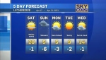 CTV Lethbridge Weather at 5 for Friday, April 16,
