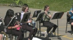 Rallies for music programs in Victoria continue