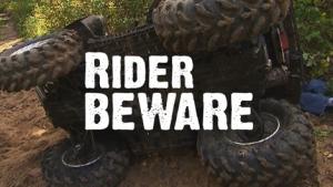 Rider Beware