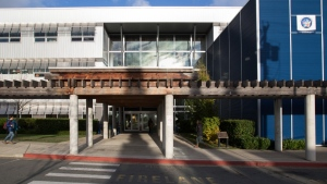École Victor-Brodeur in Esquimalt is seen in this photo from the school's website.