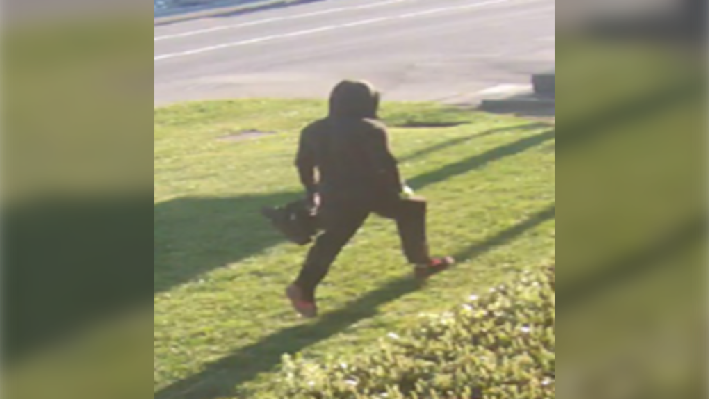 Abbotsford robbery suspect