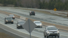 A 35-year-old Halifax man is facing several charges after fleeing police on Saturday morning.