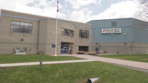 A $16 million expansion of the The Ma-te-Way Activity Centre in Renfrew is planned. (Dylan Dyson/CTV News Ottawa)