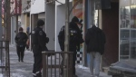 London police will not randomly stop people during the new restrictions that began Saturday, April 17 (Bryan Bicknell / CTV News)