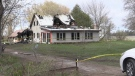 Home 'total loss' after Friday fire
