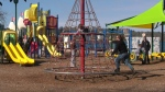 Playgrounds to remain open
