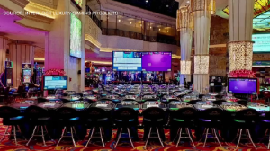 New style of casino tables