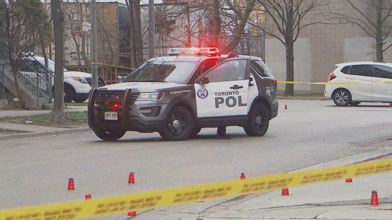 Toronto police are investigating a shooting in Etobicoke that sent a boy to hospital.