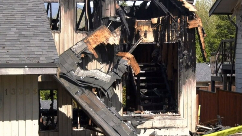 Good Samaritan saves man from house fire