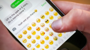 An overwhelming majority of people around the globe want emojis to be more inclusive and culturally distinct so they can show how they feel, according to a new Adobe study. (Mandatory Credit:True Images/Alamy Stock Photo)