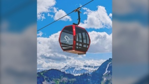 Cheam First Nation says it already has an eco-tourism project in the works - the Cascade Skyline Gondola (Submitted photo).