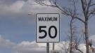 Cracking down on city speeders