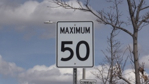 Cracking down on city speeders