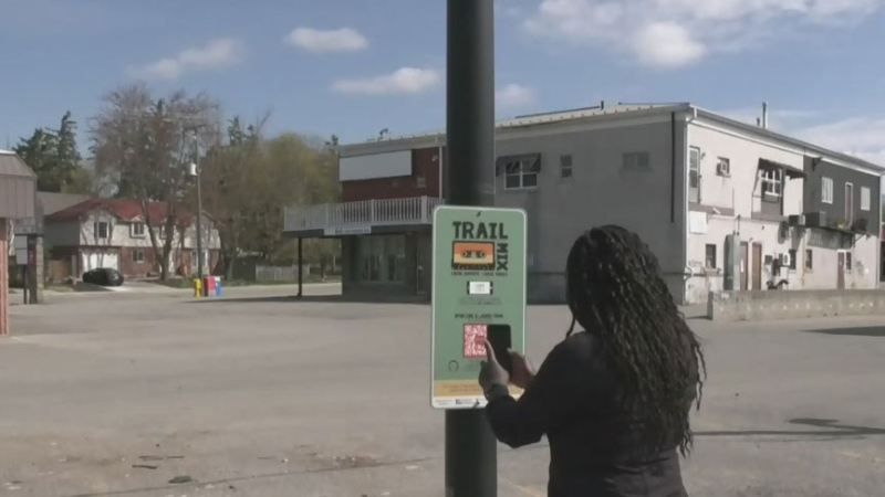 'Trail Mix' connects walkers with local musicians