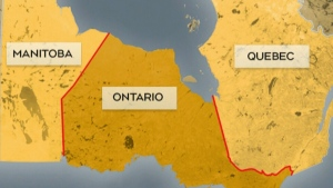 Quebec closing its border with Ontario